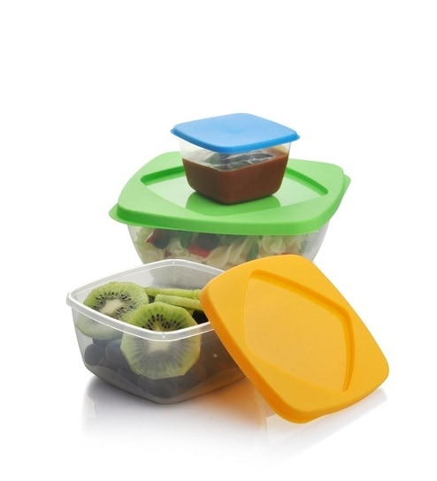 Smart Kitchen Container Set   3 Pc