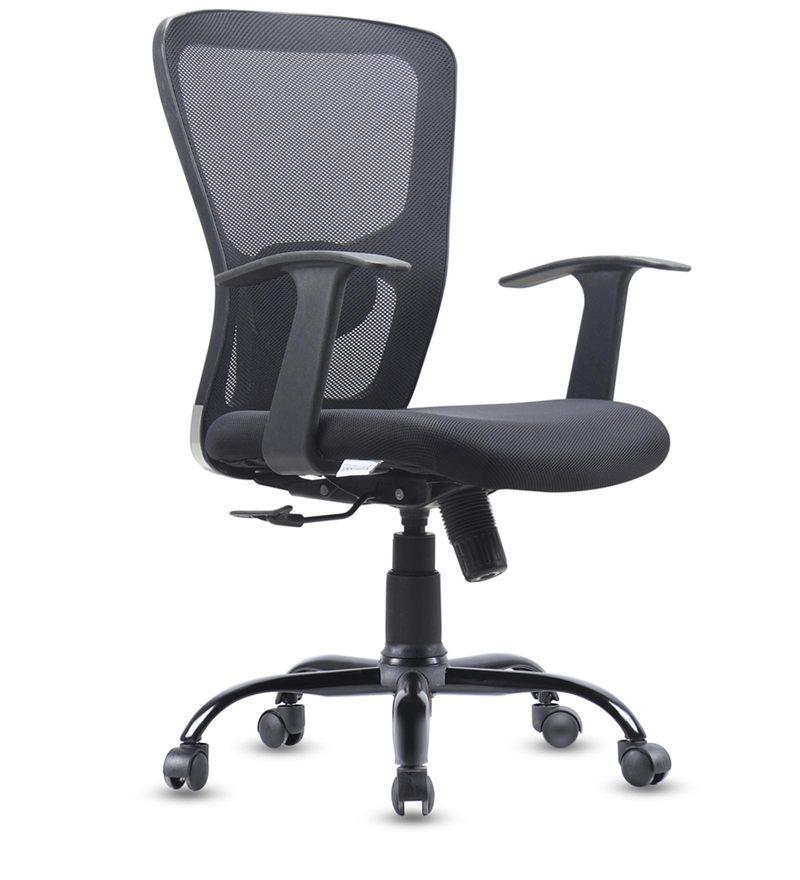 Smart Medium back Ergonomic Chairs by VOF