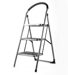 Solo Iron & Rubber 3 Steps 4 Ft Ladder