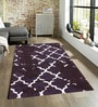 Sofiabrands Charcoal Wool 60 x 96 Inch Modern Carpet