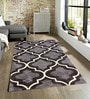 Sofiabrands Grey Wool 60 x 96 Inch Modern Carpet