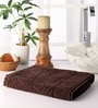 Brown Cotton 55 x 28 Bath Towel by Softweave