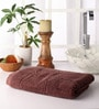 Brown Cotton 55 x 28 Bath Towel by Softweave