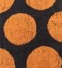 Orange Cotton 57 x 27 Bath Towel by Softweave