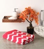 Red Cotton 57 x 27 Bath Towel by Softweave