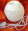 Soil White Round Electric Diffuser