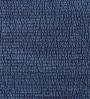 Blue Cotton 20 x 20 Inch Denim Cushion Cover by Solaj