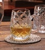 Solitaire Crystal Beer Mug BM-601(S)16Oz-Tudor