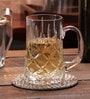 Solitaire Crystal Beer Mug BM-603(L)21Oz-Dublin