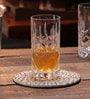 Solitaire Crystal Cylinder Hiball (S)-10Oz-Dublin