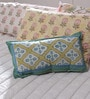 Soma Greens Cotton 8X15 Pillow Cover 1 Pc