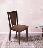 Spectrum Dining Chair in Antique Cherry Finish