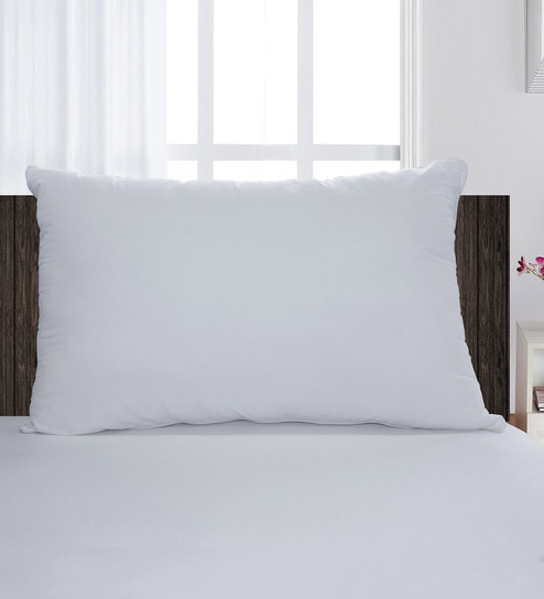 Buy White 40% Cotton 40 X 40 Inch Silkrelle Classic Pillow Insert Adorable 18 Inch Pillow Insert