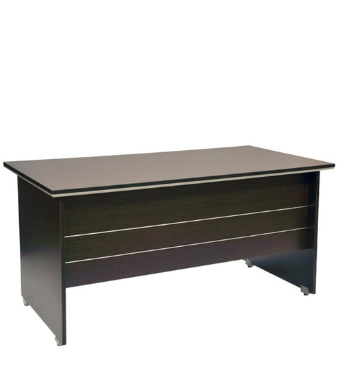 Spacewood Integra Wide Office Desk With Storage