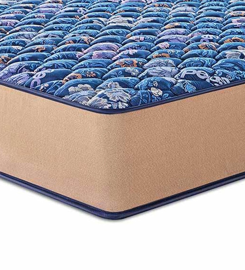 Buy Springkoil Blue Bonnell Spring Queen Size 78x60 8