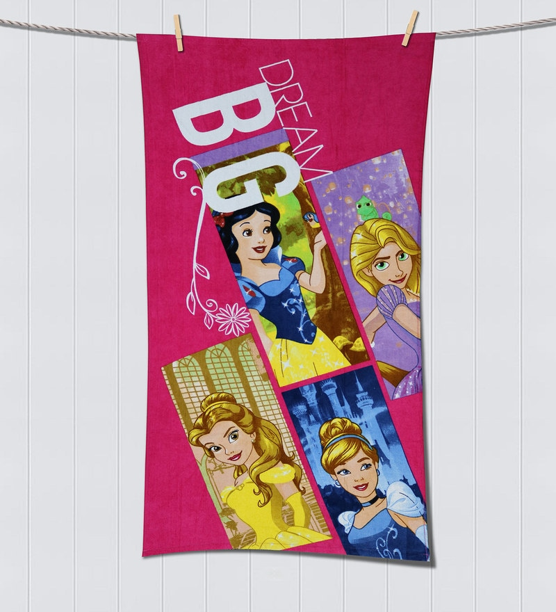 Disney Princess Berry Bath Towel by Spaces