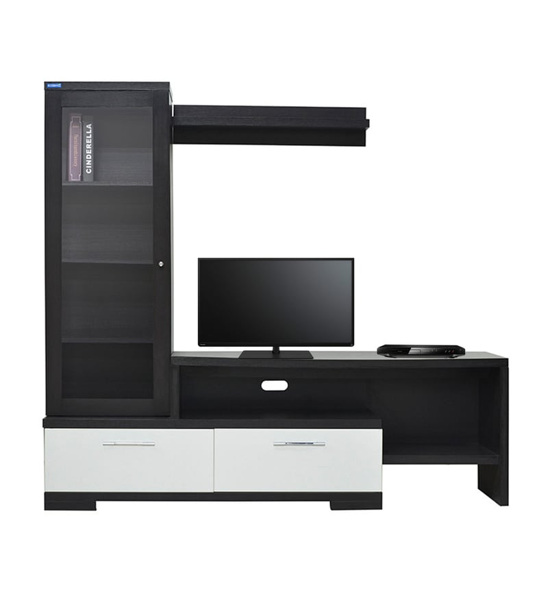 Buy Lifestyle Galaxy Wall Tv Unit By Spacewood Online