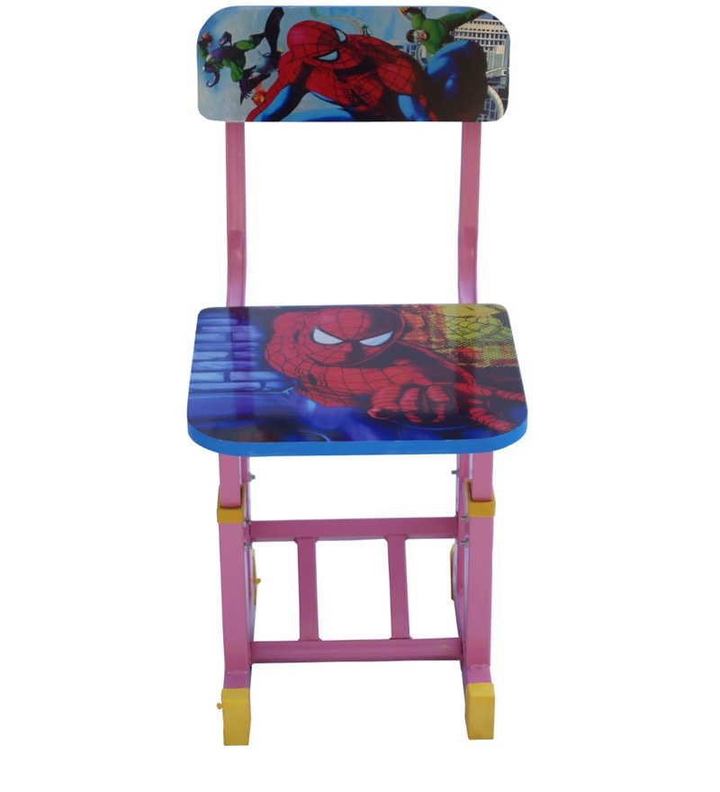 Spiderman Study Table And Chair By Bfurn By Bfurn Online