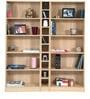 Spencer Large Bookshelf in Oak Finsih by Forzza
