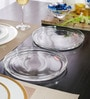 Spiegalau Crystal Glass Bistro Plate – Set of 4