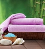 Pink Bamboo 3-piece Towel Set by Spread