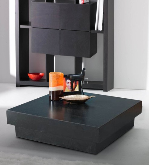 Square Coffee Table By Exclusive Furniture