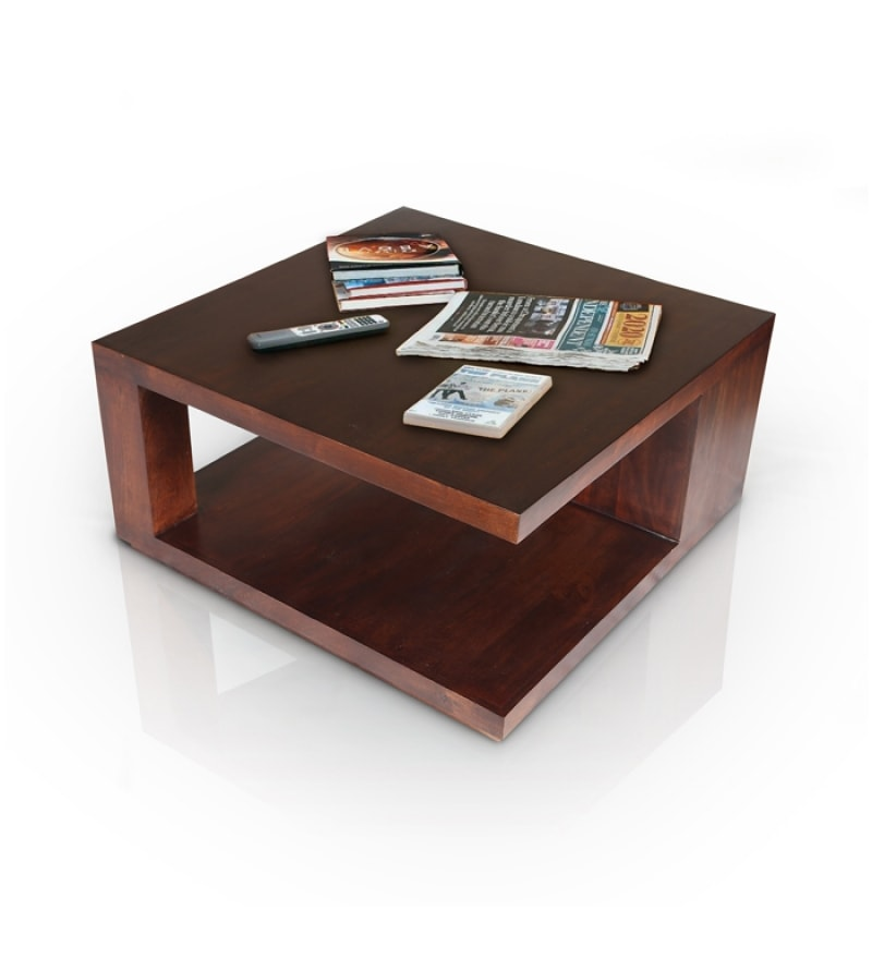 Buy Basil Square Center Table Online - Square Coffee ...