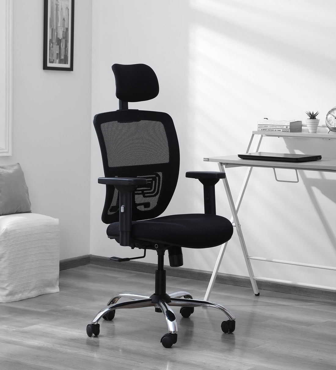 Storm Lx High Back Ergonomic Chair In, Ergonomic Office Chair India