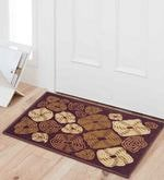 Brown Nylon 23 x 15 Inch Taba Door Mat
