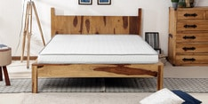 Stratus R Queen Size (78x60) 4 inch Coir & Foam Mattress