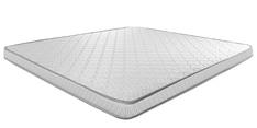Stratus R King Bed  Coir & Foam Mattress 78x60x4 Inch
