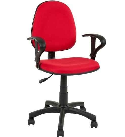 office chair fabric upholstery. Beautiful Office Stellar Medium Back Revolving Chair With Fabric Upholstery In Office