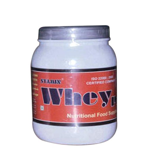 Stamin Whey Protein by Stamin Online - Proteins - Fitness