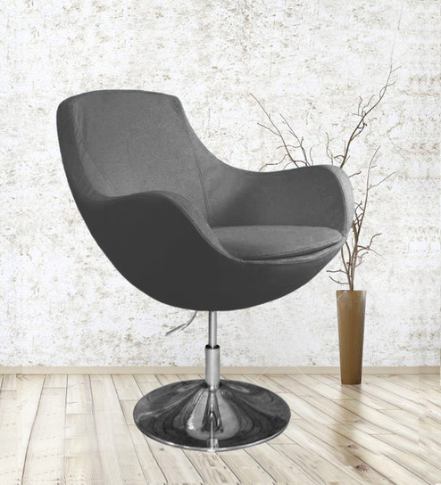 Fantastic Liva Lounge Chair In Grey Colour By Workspace Interio Spiritservingveterans Wood Chair Design Ideas Spiritservingveteransorg