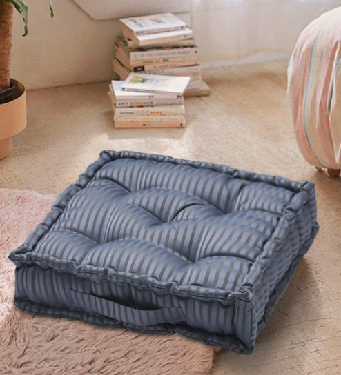 Polyester Square Floor Cushion 20 X