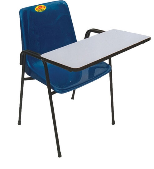 Student Chair With Full Size Table By National Online Chairs Pepperfry