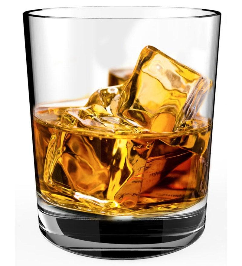 buy stallion barware unbreakable old fashion whisky glass