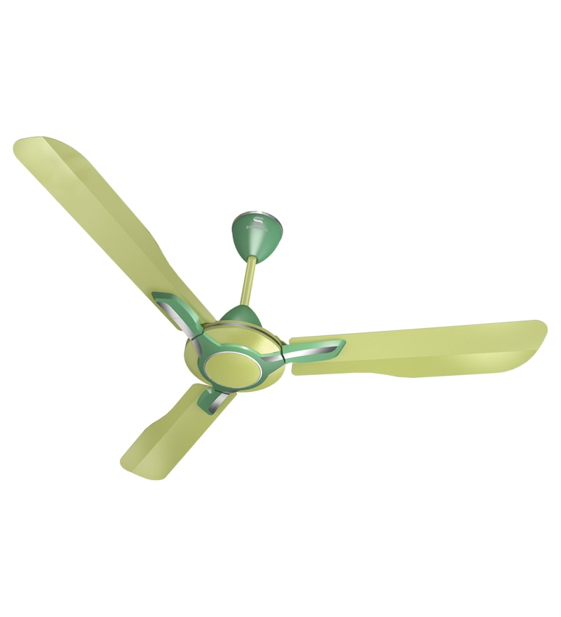 Buy havells standard aspire 1200 mm silver oasis green ceiling fan click to zoom inout aloadofball Images