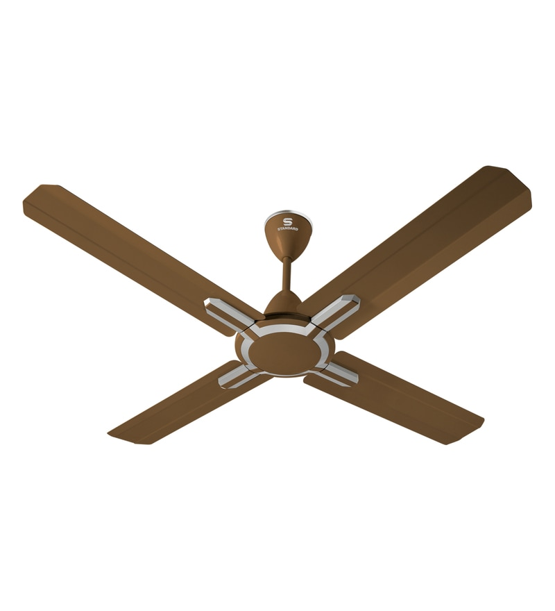 Buy havells standard cruiser 4 blades 1200 mm brown ceiling fan click to zoom inout mozeypictures Choice Image