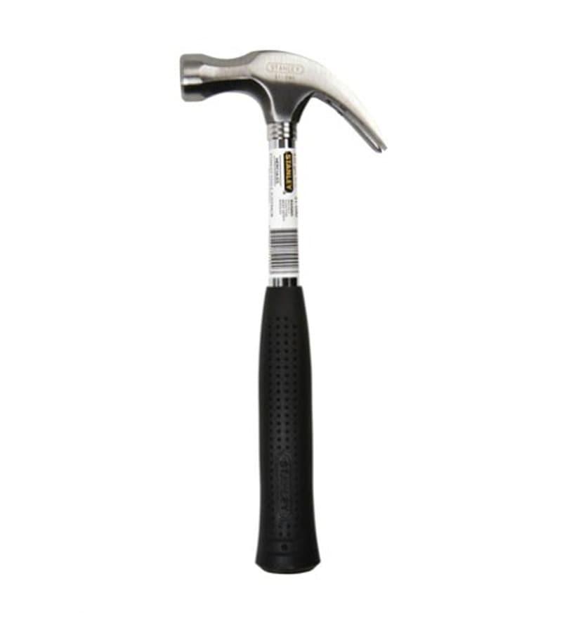 Stanley Chromium Vanadium Steel 5 x 2 x 10 Inch Claw Hammer