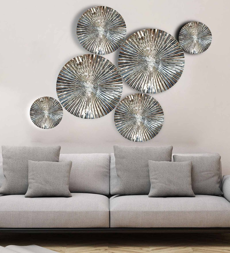Buy Steel Mirror Finish Aluminium Wall Art by Craftter ...