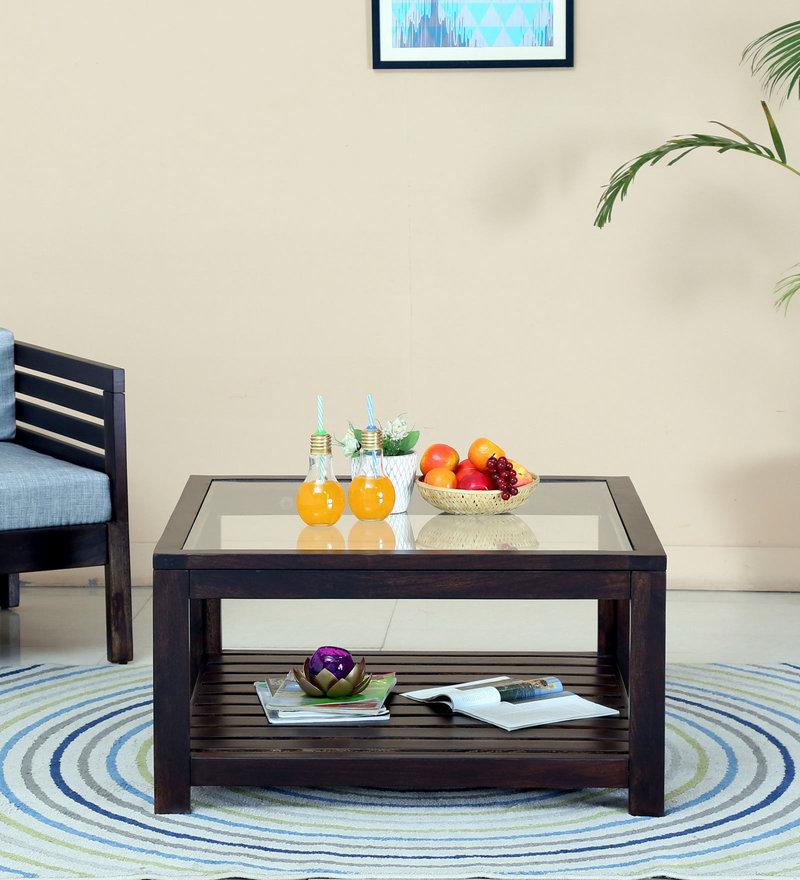 Stigen Coffee Table in Warm Chestnut Finish by Woodsworth