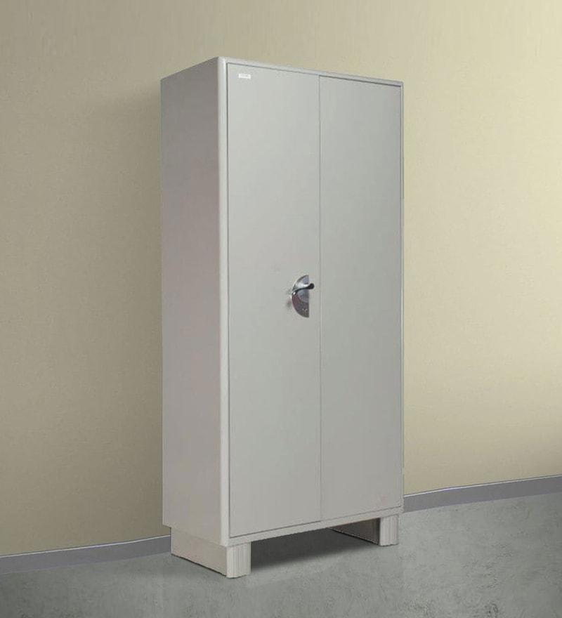 a0b74e325 Buy Storwel Wardrobe in Prince Grey Colour by Godrej Interio Online ...