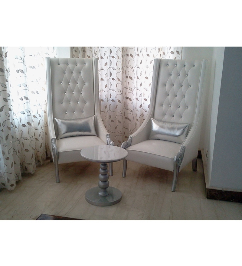 Studded High Back Chair By Phinza Furniture Online One