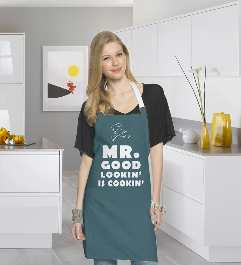 Stybuzz Cotton Kitchen Aprons