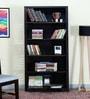 Stigen Book Shelf in Warm Chestnut Finish by Woodsworth