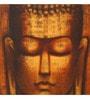 Studio3 Canvas 48 x 48 Inch 1190 Buddha Unframed Painting