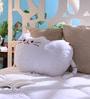 Stybuzz White Velvet 14 x 18 Pillow Cover