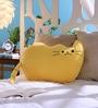 Stybuzz Yellow Velvet 14 x 18 Pillow Cover