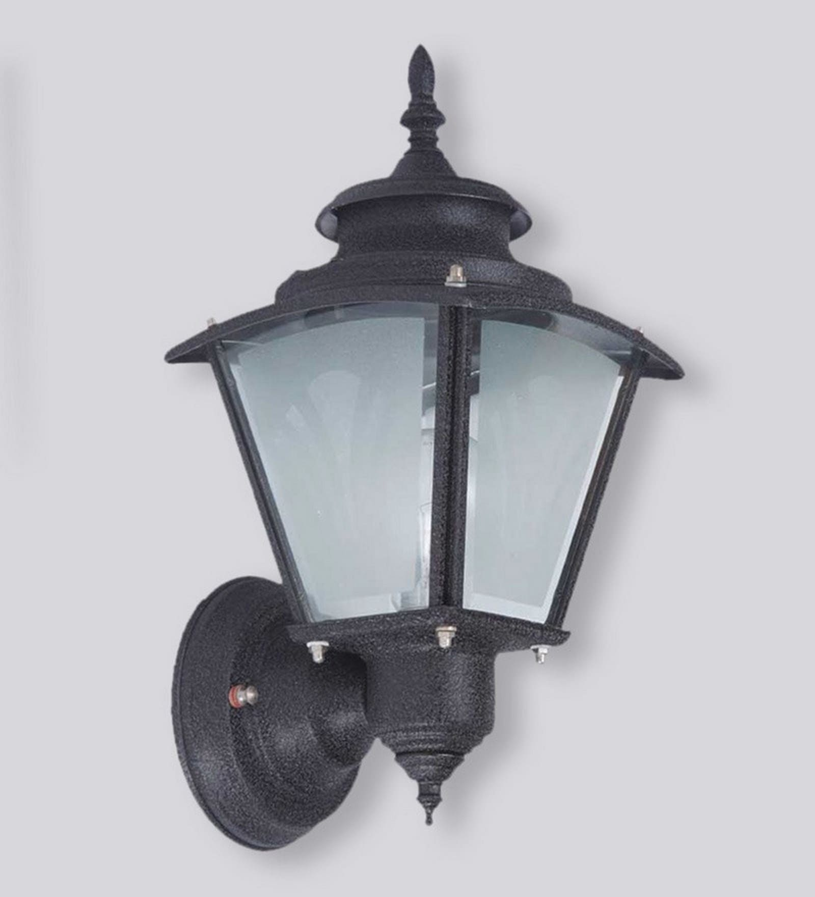Exterior Wall Light Traditional WL1408 by Superscape Outdoor Lighting